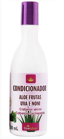 Condicionador Aloe Frutas| Live Aloe - 300 ml