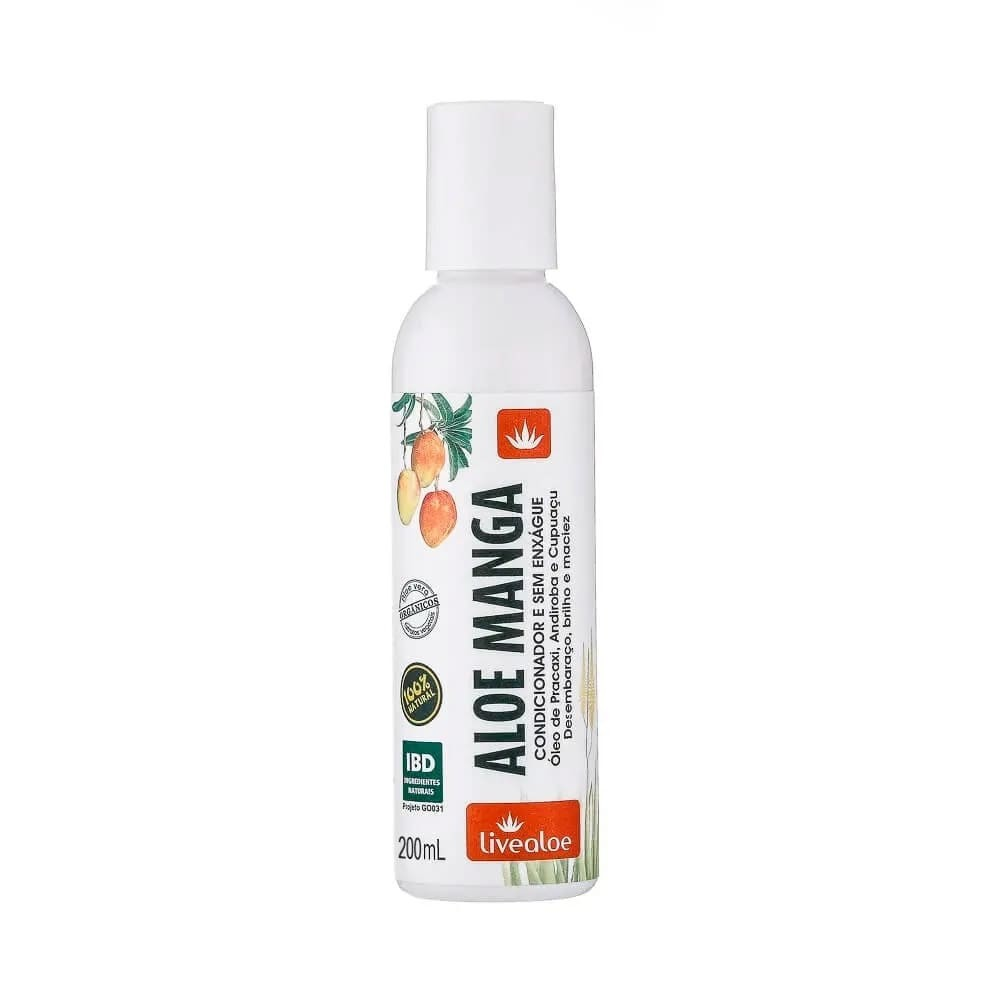 Condicionador Aloe Manga| Live Aloe - 200 ml