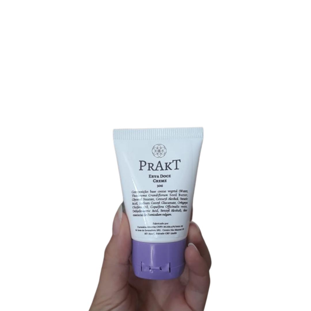 Creme facial de ERVA DOCE| PRAKT - 30g