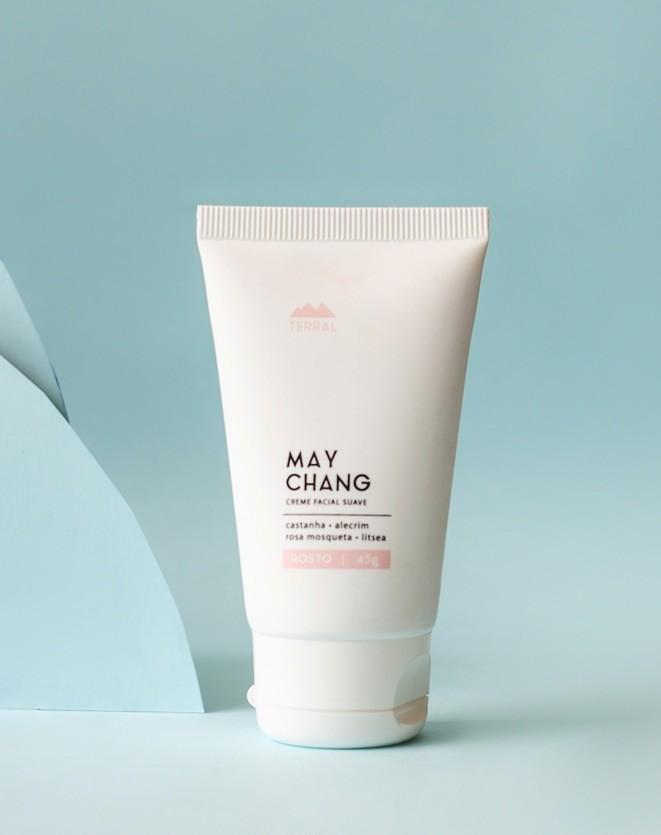 Creme facial May Chang| Terral - 45g
