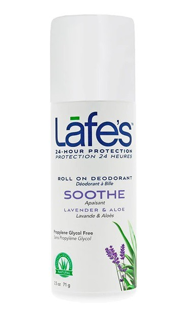Desodorante Natural Roll on SOOTHE Lavanda | Lafe's - 73ml