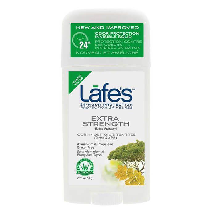 Desodorante Natural Twist Stick EXTRA STRENGTH Coentro e Melaleuca | Lafe's - 64g