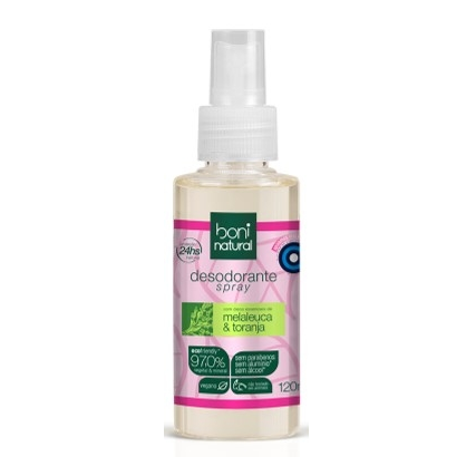 Desodorante Spray | Boni Natural - 120ml