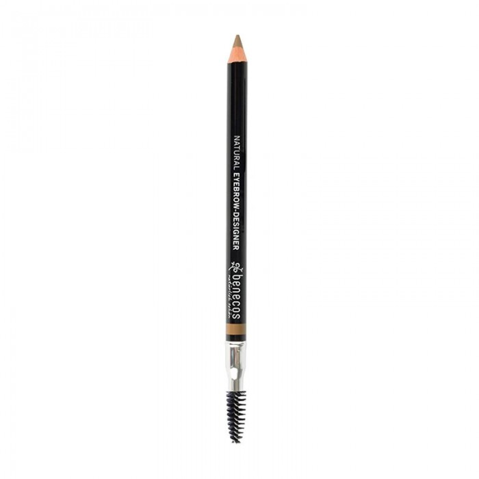 Lápis de sobrancelha NATURAL EYEBROW-DESIGNER-  BLONDE| Benecos 1g