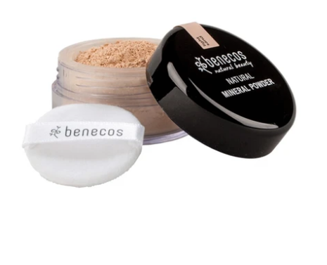 Natural Mineral Powder Light Sand| Benecos - 10g