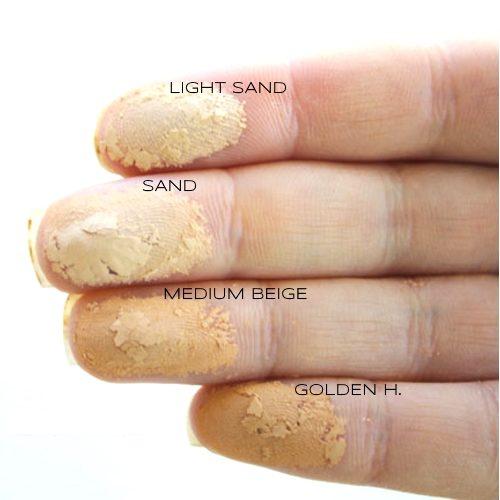 Natural Mineral Powder Medium Beige  Benecos - 10g