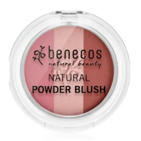 Natural TRIO Powder Blush| Benecos- 5g