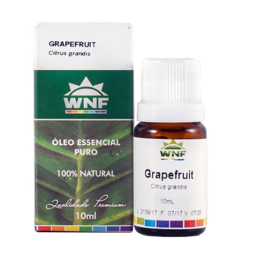 Óleo Essencial de Grapefruit| WNF - 10ml