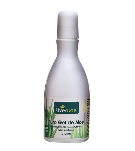 Puro gel de Aloe|Livealoe- 210ml