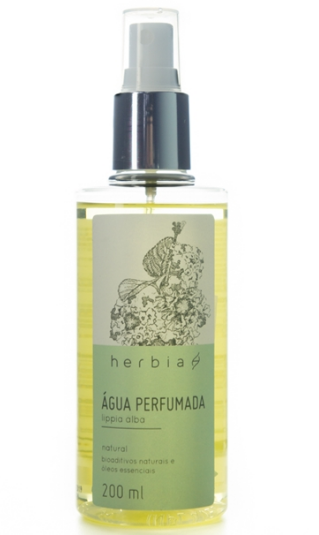 Spray Água Perfurmada de Lippia Alba (erva cidreira do campo)| Herbia - 200ml