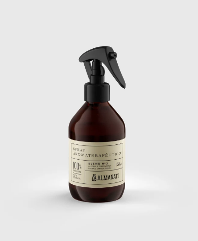 Spray Aromaterapeutico Blend nº2| Almanati - 150ml