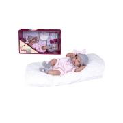 Boneca Bebê Reborn Menina Dolls Com Certidão Nascimento
