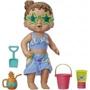 Boneca Baby Alive Praia Sol e Areia Hasbro - E8716