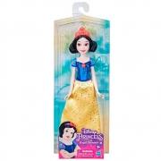 Boneca Branca De Neve Clássica 30 Cm Princesa Brilho Real