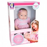 Boneca Cheirinho De Bebê - Cotiplás 2080