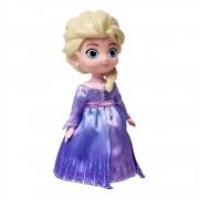 Boneca Elsa Mágica Dançarina Frozen 2 C/ Som Disney Toyng