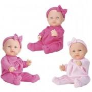 Boneca New Micro Bebê Mania - Roma 5350