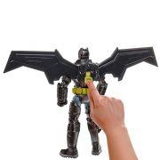 Boneco Batman Luzes e Sons 30cm - Mattel DRN66
