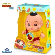 Boneco Cascao Baby Turma Da Monica C/ Som - Adijomar