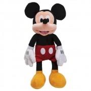 Boneco de Pelúcia Mickey com Som Multikids Vermelho 33cm