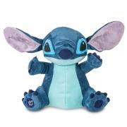 Boneco De Pelúcia Stitch De 30 Cm C/ Som Disney Multikids