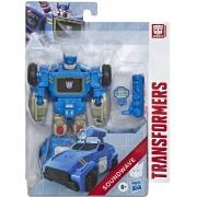 Boneco Figura Transformers Authentics Soundwave Hasbro