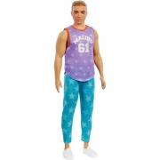 Boneco Ken Barbie Fashionista Malibu 164 Mattel