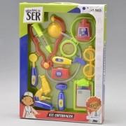Brincando De Ser Kit Enfermagem Multikids - Br961