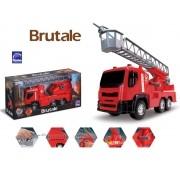 Brutale Caminhão De Bombeiro Infantil Lança Água Roma
