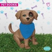 Cachorrinho Da Barbie Grande Pet Shop Rookie Pupee