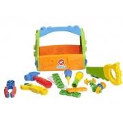 Caixa De Ferramentas Infantil Brinquedos - Calesita 0454
