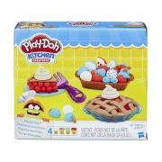 Conjunto Play-Doh Tortas Divertidas Kitchen Creations Hasbro
