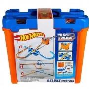 Hot Wheels Track Builder Caixa De Manobras Deluxe - Mattel