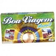 Jogo De Tabuleiro Boa Viagem Brasil - Nig Brinquedos