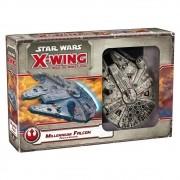 Jogo De Tabuleiro - X-wing - Millennium Falcon - Expansão