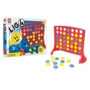 Jogo Lig 4 - Nova Versão - Raciocínio, Estratégia - Estrela