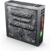 Jogo Star Wars  Monopoly Mandalorian Disney - Hasbro F1276