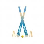 Kit Jogo Completo Taco Tacobol  Casinha + Bola Sport Junges