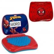 Laptop Infantil Spider-Man/Homem-Aranha Bilíngue - Candide