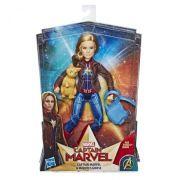 Boneca / Figura Capita Marvel Deluxe E4944 - Hasbro