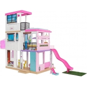 Mega Casa Dos Sonhos Casa Da Barbie Dreamhouse Mattel Grg93