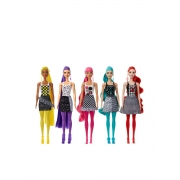 Nova Barbie Estilo Surpresa Color Reveal 07 Surpresa Mattel
