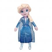 Pelúcia Disney Frozen 2 Boneca Elsa 35 Cm Fun