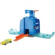 Pista Hot Wheels Caixa Lançadora De Carros Gcf92 Mattel