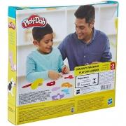 Play Doh Massinha De Modelar Forma De Animais - Hasbro E8535
