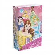 Quebra Cabeça Princesas 100 Pcs/pçs - Grow