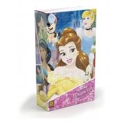 Quebra Cabeça Puzzle 150 Peças Princesas Disney Grow