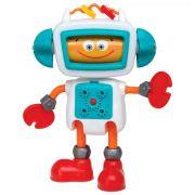 Robô de Atividades Roby - Branco - Elka