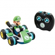 Super Mario Carro Controle Remoto Luigi Kart Racer - Candide