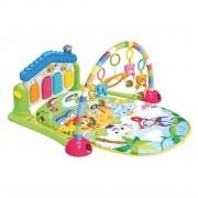 Tapete De Atividades Para Bebê Casa Musical Dmb5796